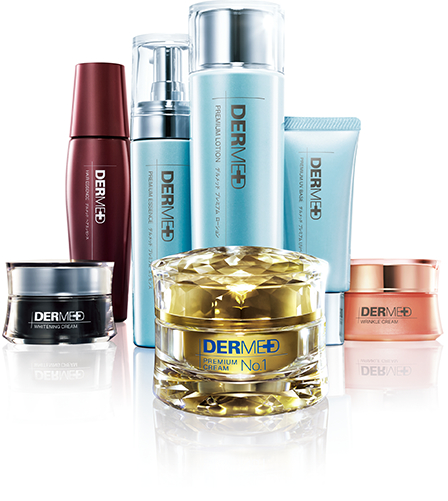 DERMED products